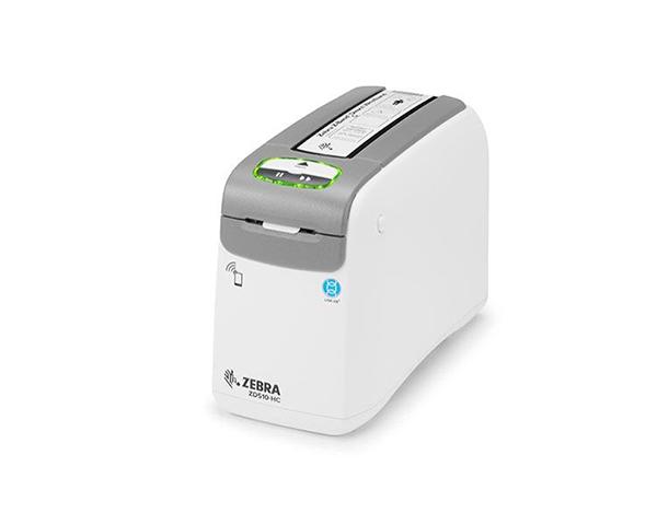 ZD510-HC 腕带打印解决方案
