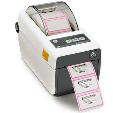 ZD410 热敏桌面打印机 — 医疗型号
