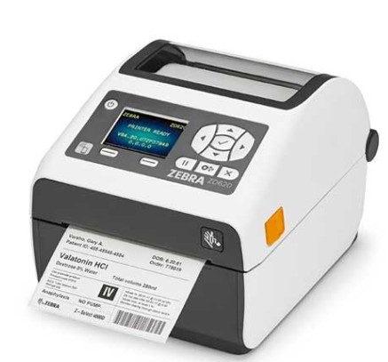 ZD620 医疗热敏和热转印打印机