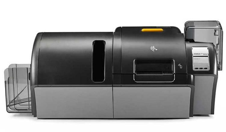 带覆膜机的 ZXP 系列 9 证卡打印机