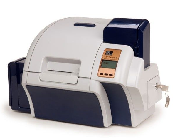 ZXP 系列 8 安全发行证卡打印机